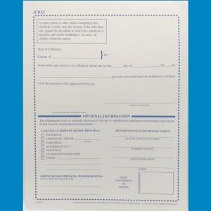 2015 Jurat Forms