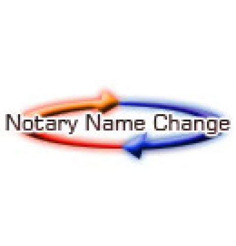 Notary Name Change