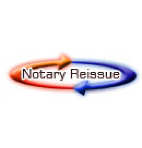 Notary Reissue
